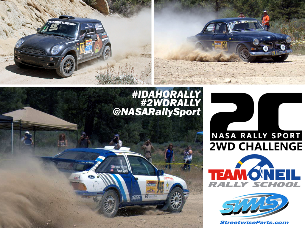 2wd rally rallycommunity nasa rally sport recently announced the 2c 2wd challenge for the 2015 season and first up is idaho the idaho rally is no stranger to having 2wd cars on publicscrutiny Images